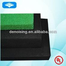 Newest promotional pu noise reduction foam sponge