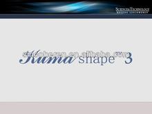 KUMA Shape ii Velashape V8 China Sincoheren body slimming shaping CE vacuum therapy improve body shape Equipment
