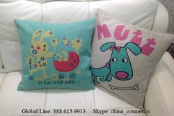 Customized Printing Linen Pillow