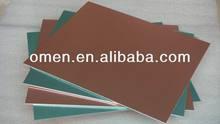 Aluminum copper clad laminate sheet for PCB