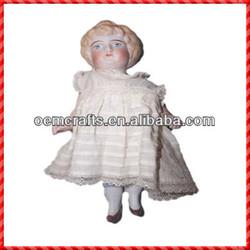 2014 Lovely custom bisque Little Girl Doll Models