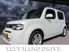 Nissan Cube 1.6 MINI VAN (LHD) PETROL, 96889