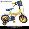 Colorido hh-n06 bicicleta los niños pinturas de dibujos animados hecha en china