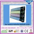 Para konica minolta bizhub c220 para konica minolta-TN 216 BK / C / M / Y