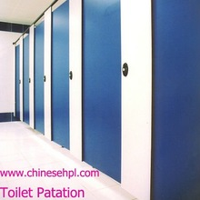 LIJIE phenolic compact toilet partition/toilet stainless steel cubicles