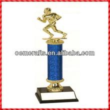New design resin custom gold sportman Trophy Figures
