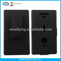 Custom rubberized hard case for nokia lumia 925