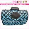Fashion Design Foldable Cat Dog Carrier Bag