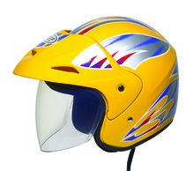 high quality motorcycle open face scooter helmets