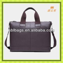 new arrival 2014 handbag,men bag factory,men leather sling bags SBL-1019