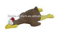 Target chicken vinyl toy/dog toy
