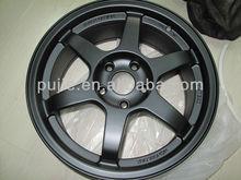 Alloy wheel TE37 Hyper Black