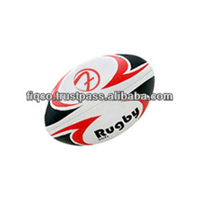 Training Rubber Rugby Ball Sialkot Pakistan