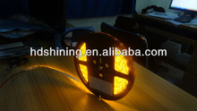 high quality and long life span 220V led strip 3528 smd yellow color