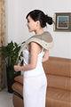 Personal best volta massageador elétrico choque elétrico e dor de garganta