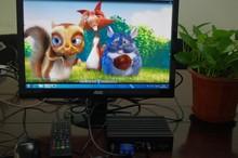 AMD GPU Fanless digital display terminal support flash/jpeg/jpg/png/gif/ppt/word/excel movie format