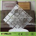 ديكور فن الزجاج والزجاج المحفور حمض مع صنع الصين