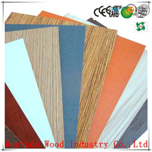 thickness 2.5-30mm plain/melamine MDF