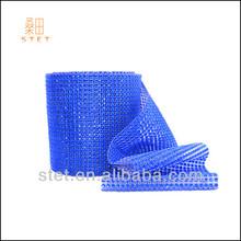 Royal Blue Diamond Rhinestone Ribbon for 2014 Weddings