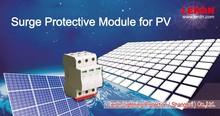Photovoltaic lightning arrester