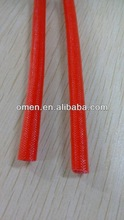 insulation knitted Silicone fiberglass pipe
