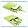 Flannelette Handmade Bean Mobile Phone, Cell Phone Protection Bag Holder