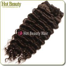 China Direct Imports Hair 100% 5A Straight Dark Brown Virgin Brazilian Hair