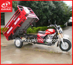 KV200ZH-B Powerful 200cc Three Wheel Motorized Motorcycle Supplier In Guangzhou