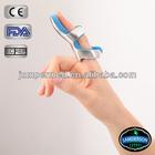 curved finger splint malleable aluminum splint finger therapy