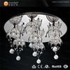 umbrella lighting,crystal parachute high quality chandelier OM8921-7B