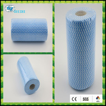 Segment nonwoven wipes, biodegradable cleaning products