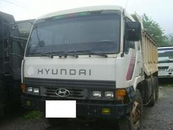 Hyundai Dump Truck 15 Ton