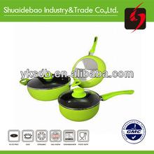 Cheap apple cookware pot