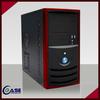 itx case desktop usb panel mount plastic computer cases