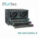 cisco WS-X45-SUP6L-E stock original cisco catalyst 4500 series module