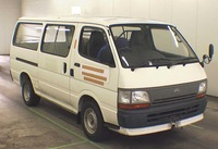 TOYOTA HIACE VAN / 5 DOOR TYPE / MANUAL
