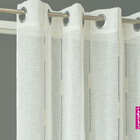 Artifical Linen Curtains-Color 2013 latest design curtains