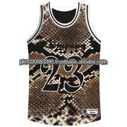 Hot sale Cheap blank American mesh reversible basketball jerseys