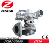 CT16 toyota hilux turbo diesel with FTV-2KD Engine 17201-30080