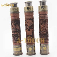 X-fire vision e-fire wooden battery kit e cig mod Vision E-fire Spinner Ecig electronic cigarette e.fire