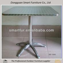 metal folding outdoor pub table