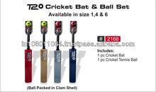T20 Cricket Bat and Ball set