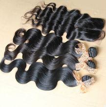 guangzhou hair extension factory
