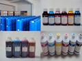Compatível com corante ou pigmento ou eco- a granel de solventes de tinta recarregáveis para epson stylus pro 7400/7450/9400/9450