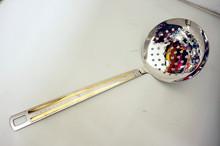 Mejor venta de acero inoxidable indio utensilios