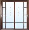 5 years warranty stainless steel sliding wood door factory
