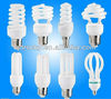 Energy saving lamps/CFL bulbs 2U/3U/4U/Lotus 26W/36W