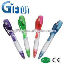 plastic led novelty pens for kids