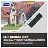 energy saving stone coated steel roofing tile shingle
