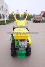 walking tractor power mini tiller hand push gasoline power mini tiller 1WG2700